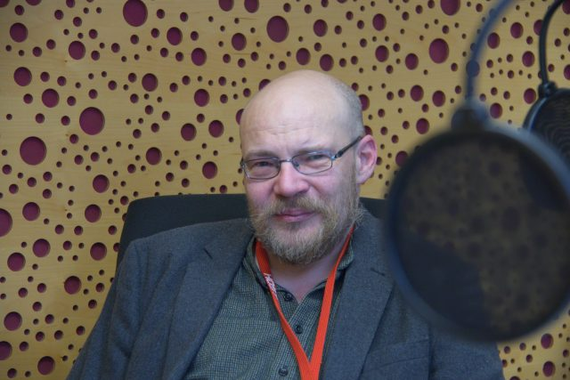 redaktor Hospodářských novin Ondřej Soukup