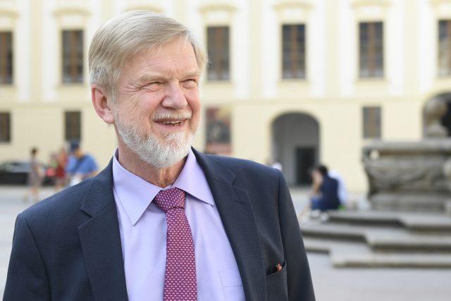 Soudce Michal Mazanec.