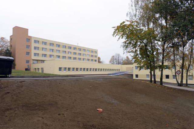 Oddělení následné péče nemocnice v Benešově. Provoz benešovské nemocnice ochromil počítačový kryptovirus, který v noci na 11. prosince 2019 napadl zde užívaný počítačový systém