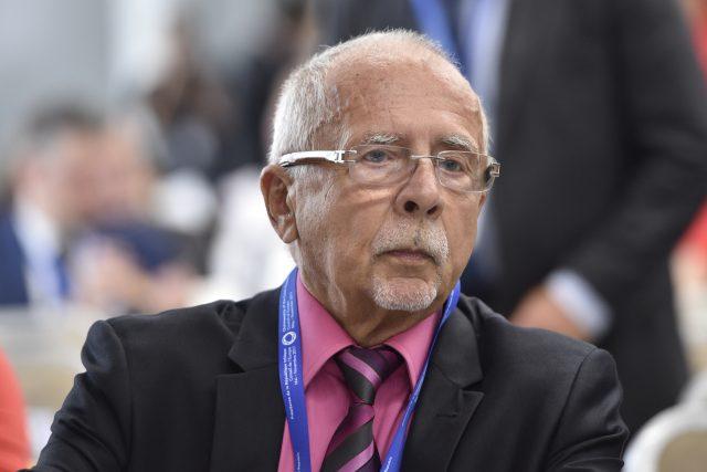 Stanislav Křeček (na archivním snímku z 20. června 2017)