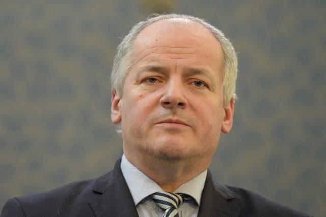 Náměstek ministra zdravotnictví Roman Prymula