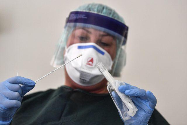 Testování na koronavirus v Německu