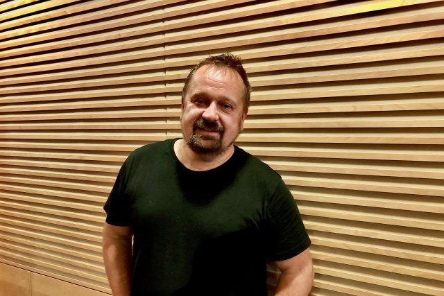 Publicista a kritik Petr Fischer