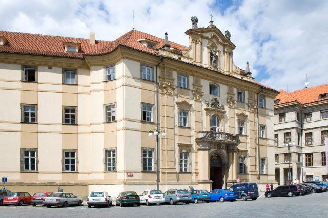 Klementinum v Praze   foto: Profimedia