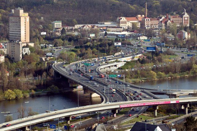 Barrandovský most  (ilustrační foto)   foto: MICHAL SVÁČEK / MAFRA,  Fotobanka Profimedia