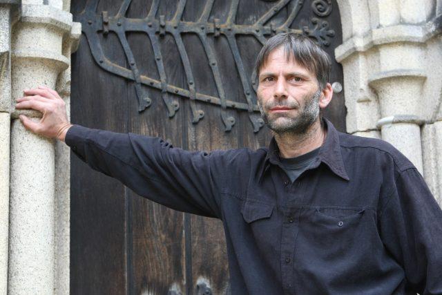 Publicista, novinář a komunální politik Martin Mejstřík.