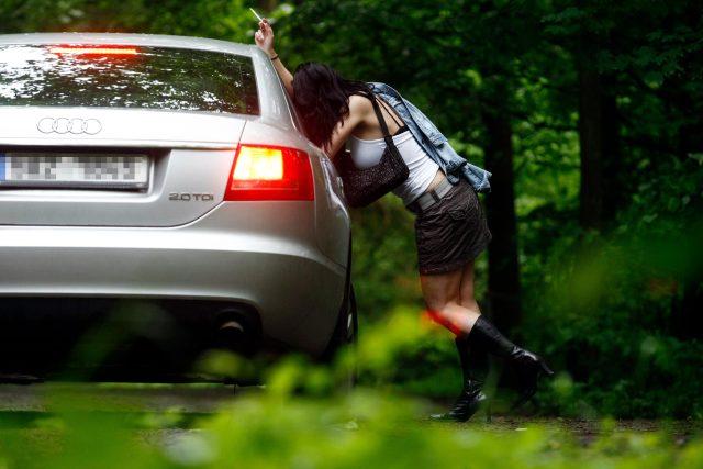 Prostituce (ilustrační foto)