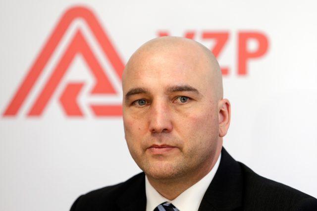 Šéf VZP Zdeněk Kabátek