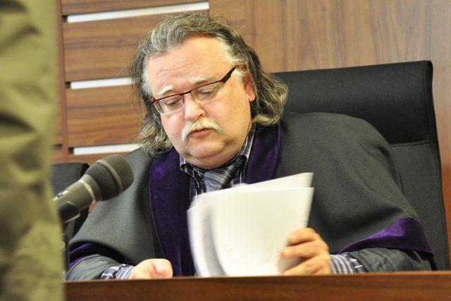 Soudce Kamil Kydalka na archivním snímku.