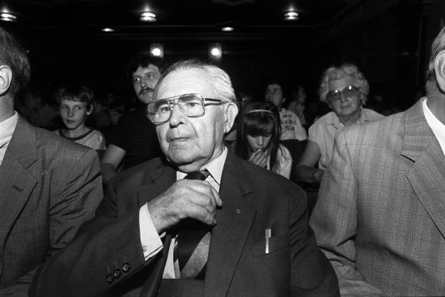 Jaroslav Foglar na archivním snímku   foto: Profimedia