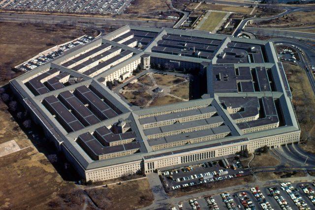 Pentagon - budova amerického ministerstva obrany | foto: Profimedia