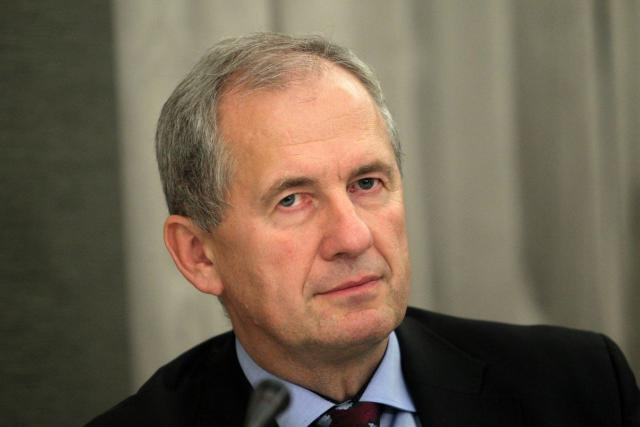 Soudce Nejvyššího správního soudu Josef Baxa
