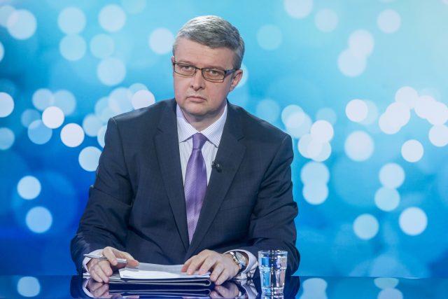 Předseda Asociace malých a středních podniků a živnostníků ČR Karel Havlíček