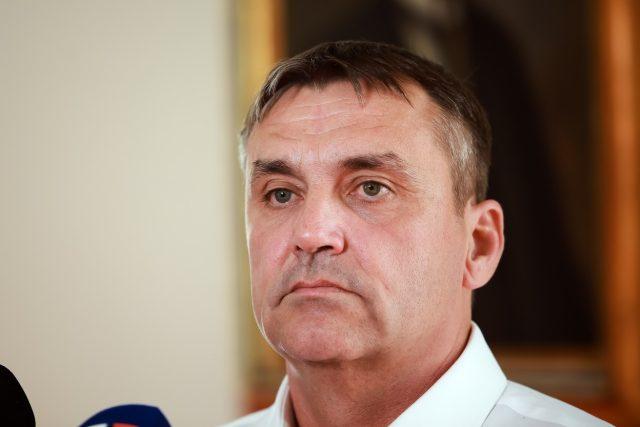 Brněnský primátor Petr Vokřál (ANO)