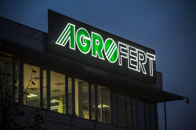 Sídlo skupiny Agrofert v pražském Chodově