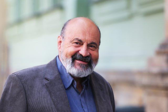 Kněz a profesor Tomáš Halík