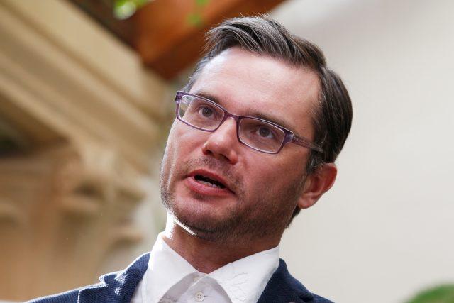 Nově zvolený europoslanec Stanislav Polčák
