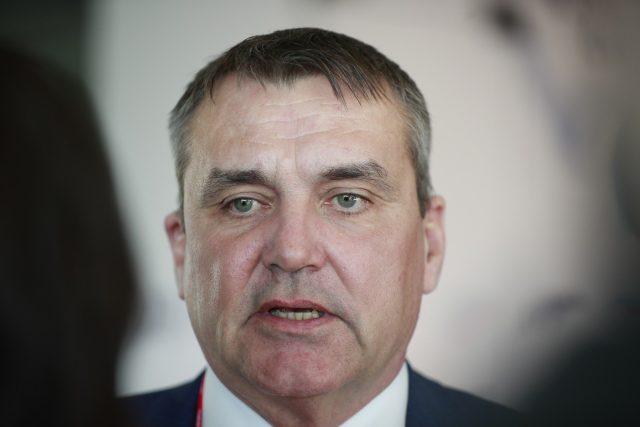 Bývalý primátor Brna Petr Vokřál (ANO)