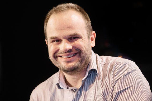 Místopředseda ČSSD a kandidát na ministra kultury Michal Šmarda