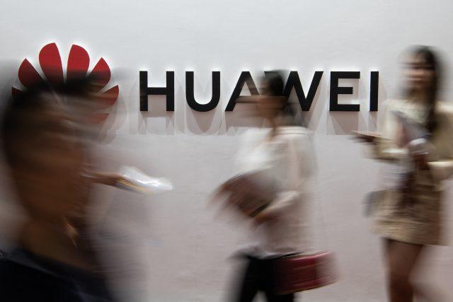 Huawei ilustrační snímek