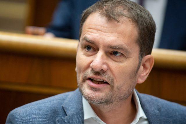Igor Matovič,  předseda strany OLaNO | foto: Profimedia