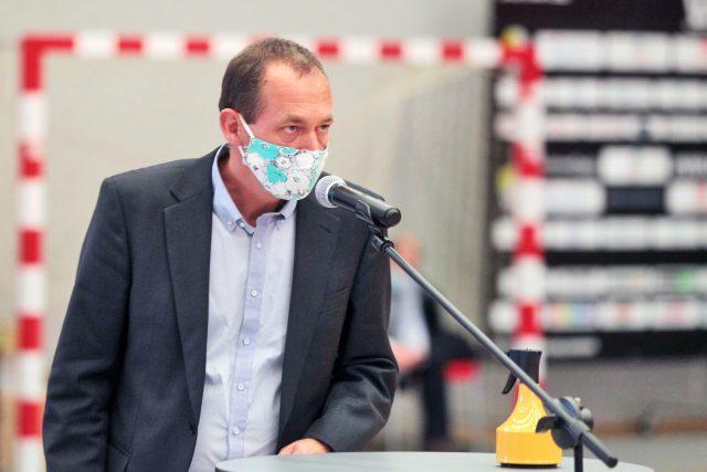 Jediným kandidátem na hejtmana byl lídr kandidátky STAN Petr Kulhánek