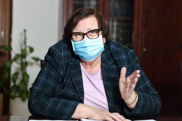 Ministryně spravedlnosti Marie Benešová  (za ANO) | foto: LADISLAV KŘIVAN / MAFRA,  Profimedia