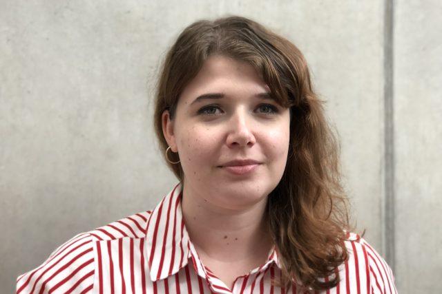 Filmová recenzentka Kristina Roháčková