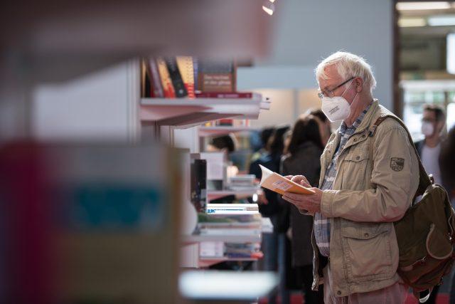 Svět knihy   foto: René Volfík,  iROZHLAS.cz