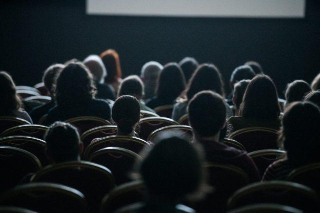 diváci v kině,  ilustrační foto   foto: René Volfík,  iROZHLAS.cz