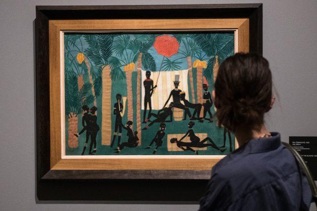 Výstava Toyen, Snící rebelka v Národní galerii Praha.
