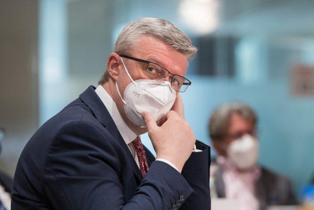 ministr Karel Havlíček | foto: René Volfík,  iROZHLAS.cz