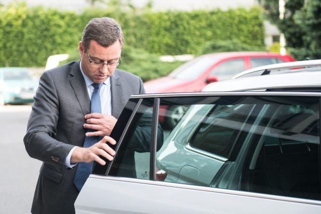 Nejvyšší státní zástupce Pavel Zeman. | foto: René Volfík,  iROZHLAS.cz