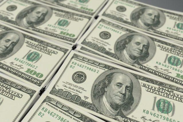 Dolar, dolary (ilustrační foto)