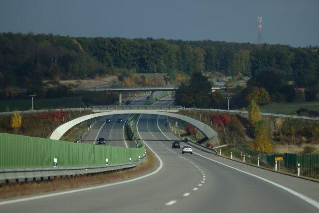 Dálnice D11 (ilustrační foto).