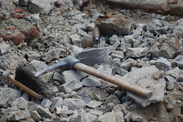 archeologie (ilustrační foto)