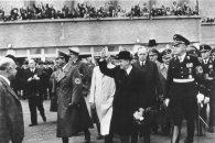Odlet Édouarda Daladiera z Mnichova po podpisu mnichovské dohody