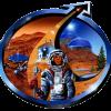 Logo organizace The Mars Society