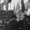 komunisté v ulicích