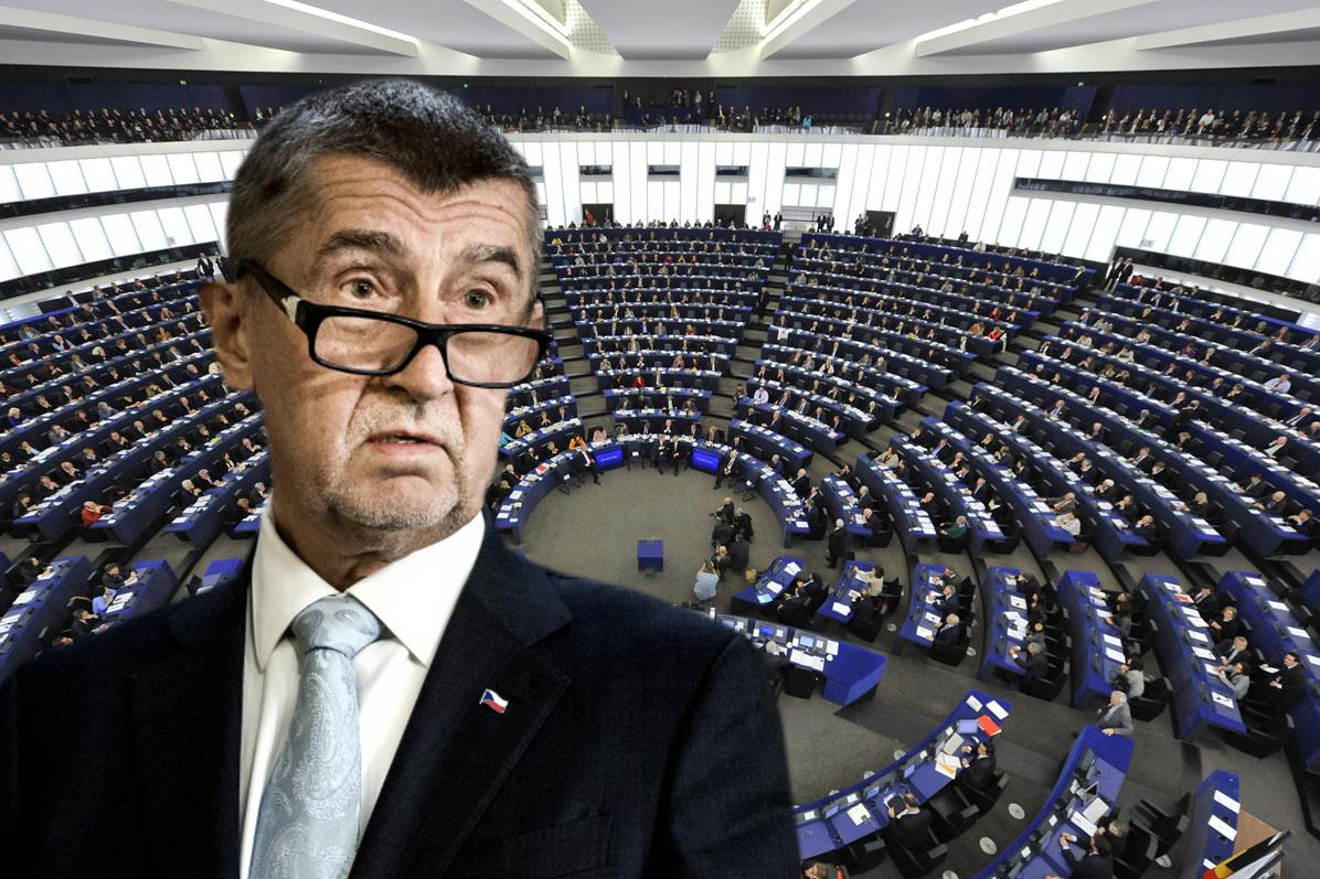 Europoslanci budou debatovat o Andreji Babišovi a dotacích pro Agrofert