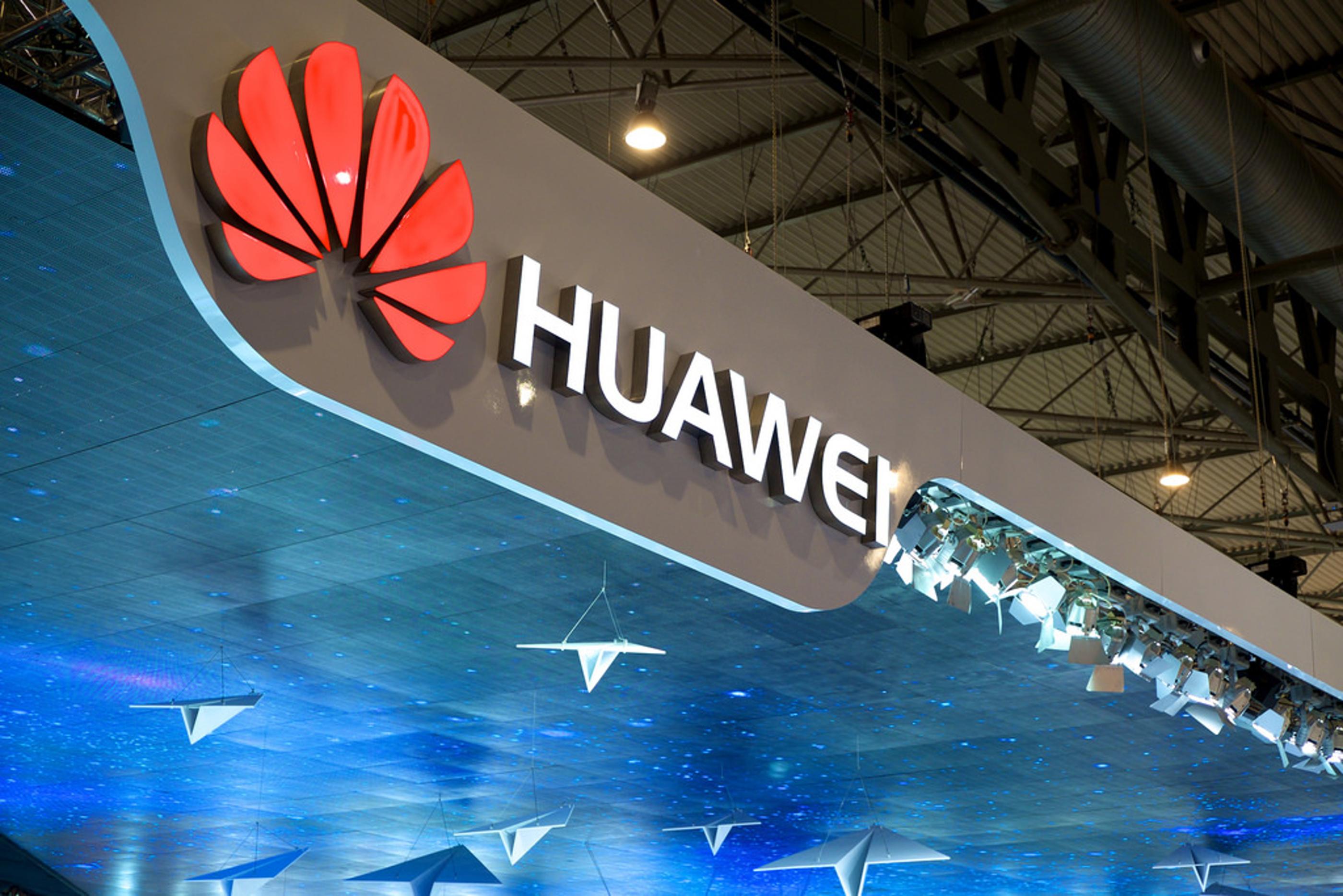 Huawei (Ilustrační foto)