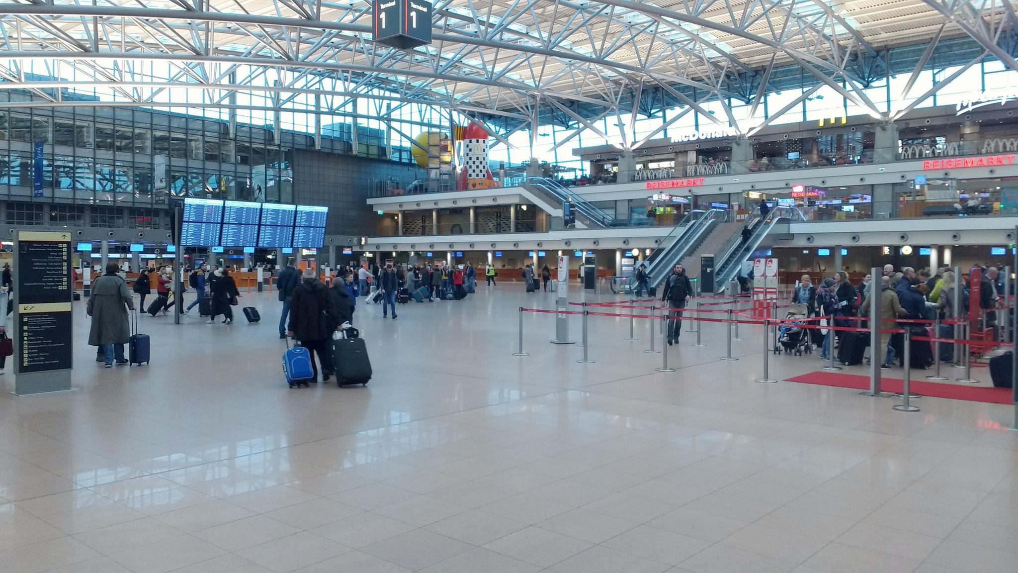 Letiště v Hmaburku (ilustrační foto).