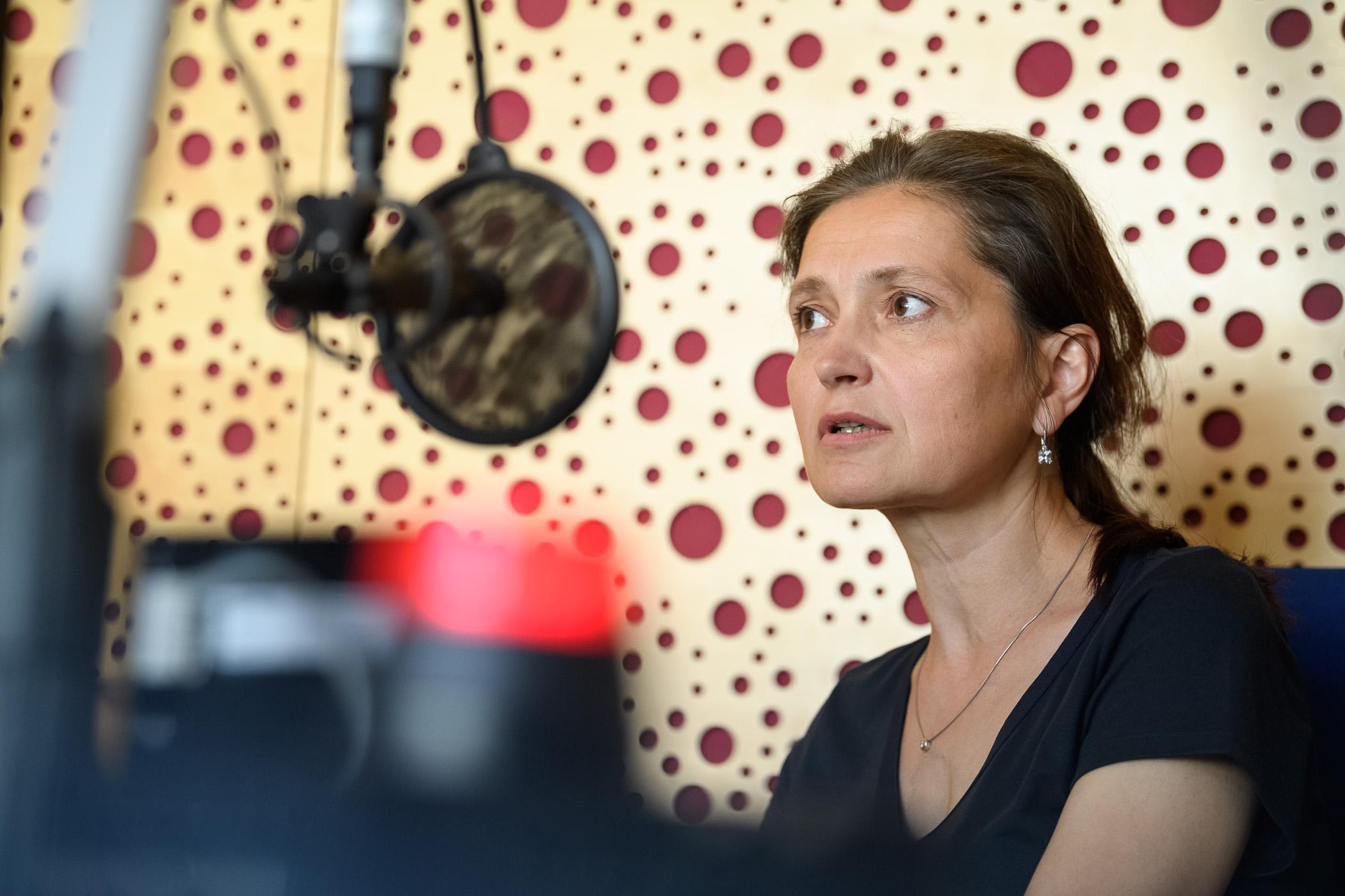 Analytička Jana Klímová