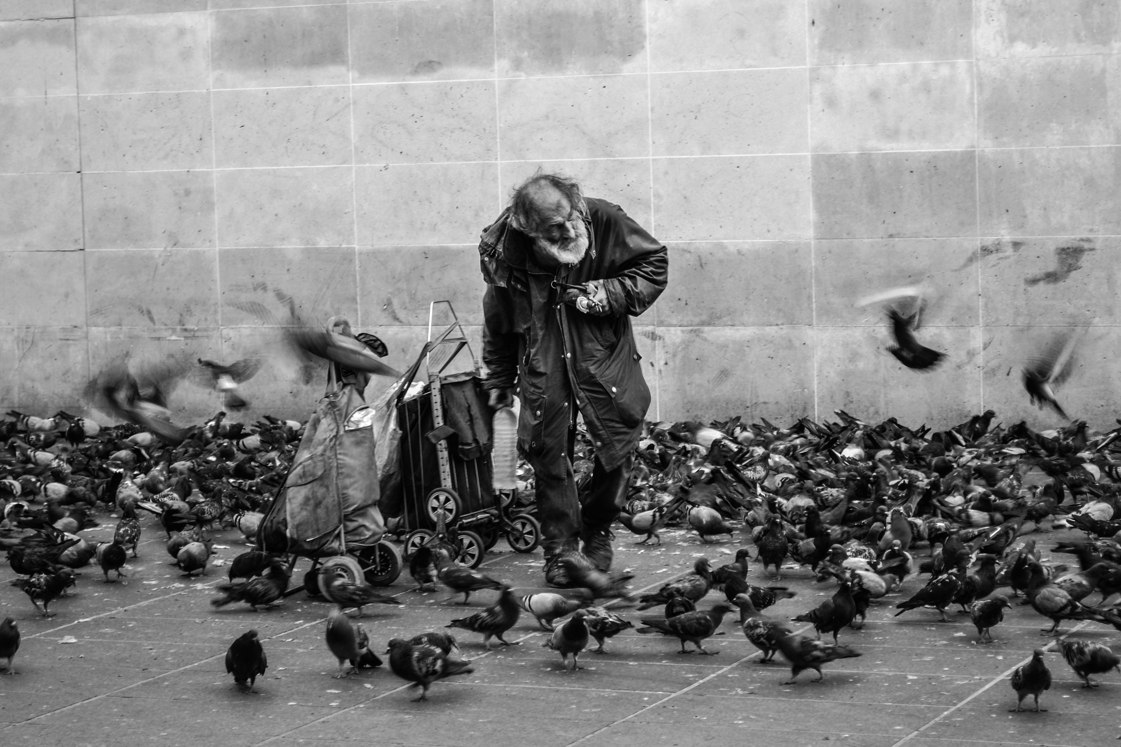 Terénní pracovníci nepůsobí jen mezi narkomany nebo bezdomovci.