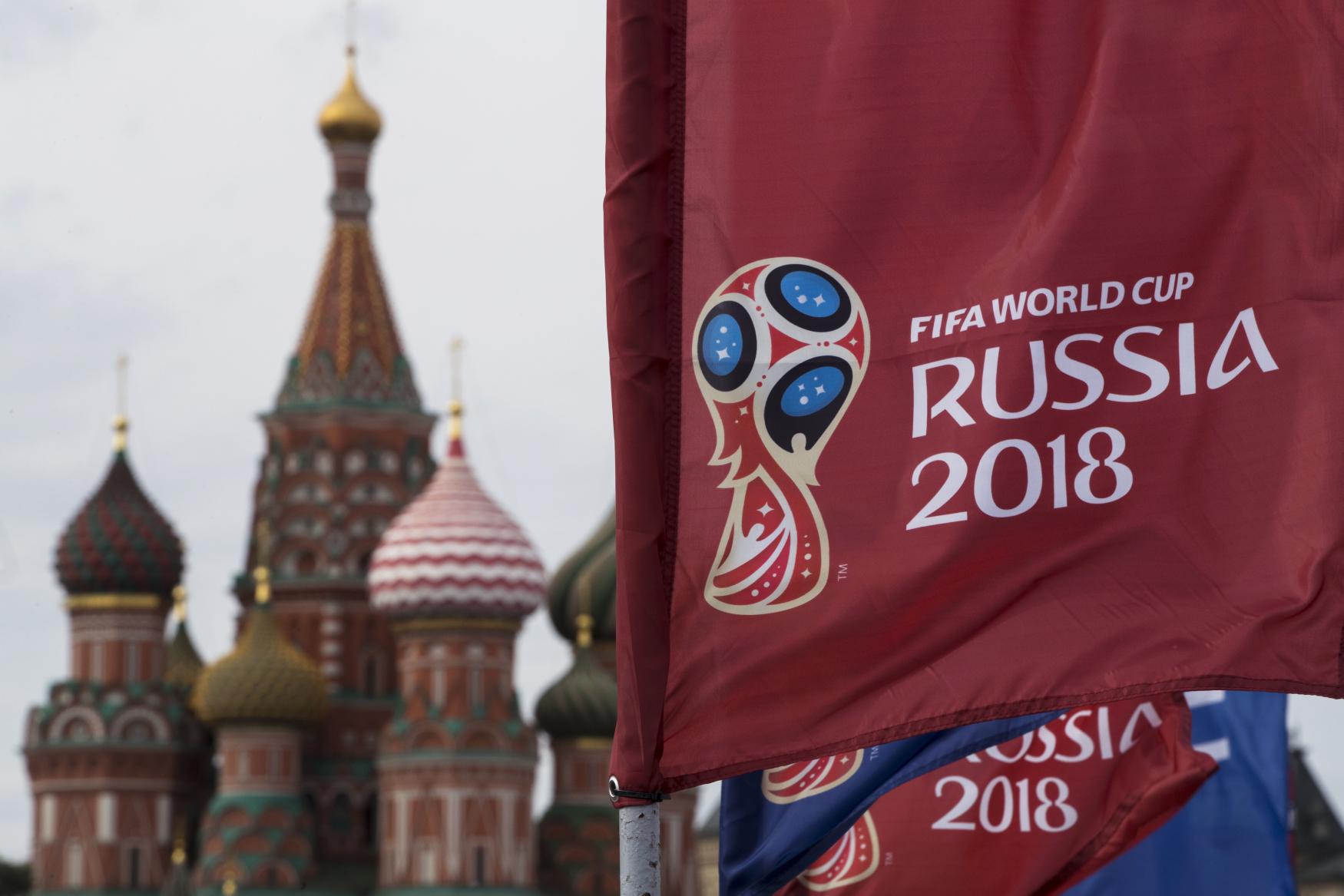 Mistrovství světa v Rusku