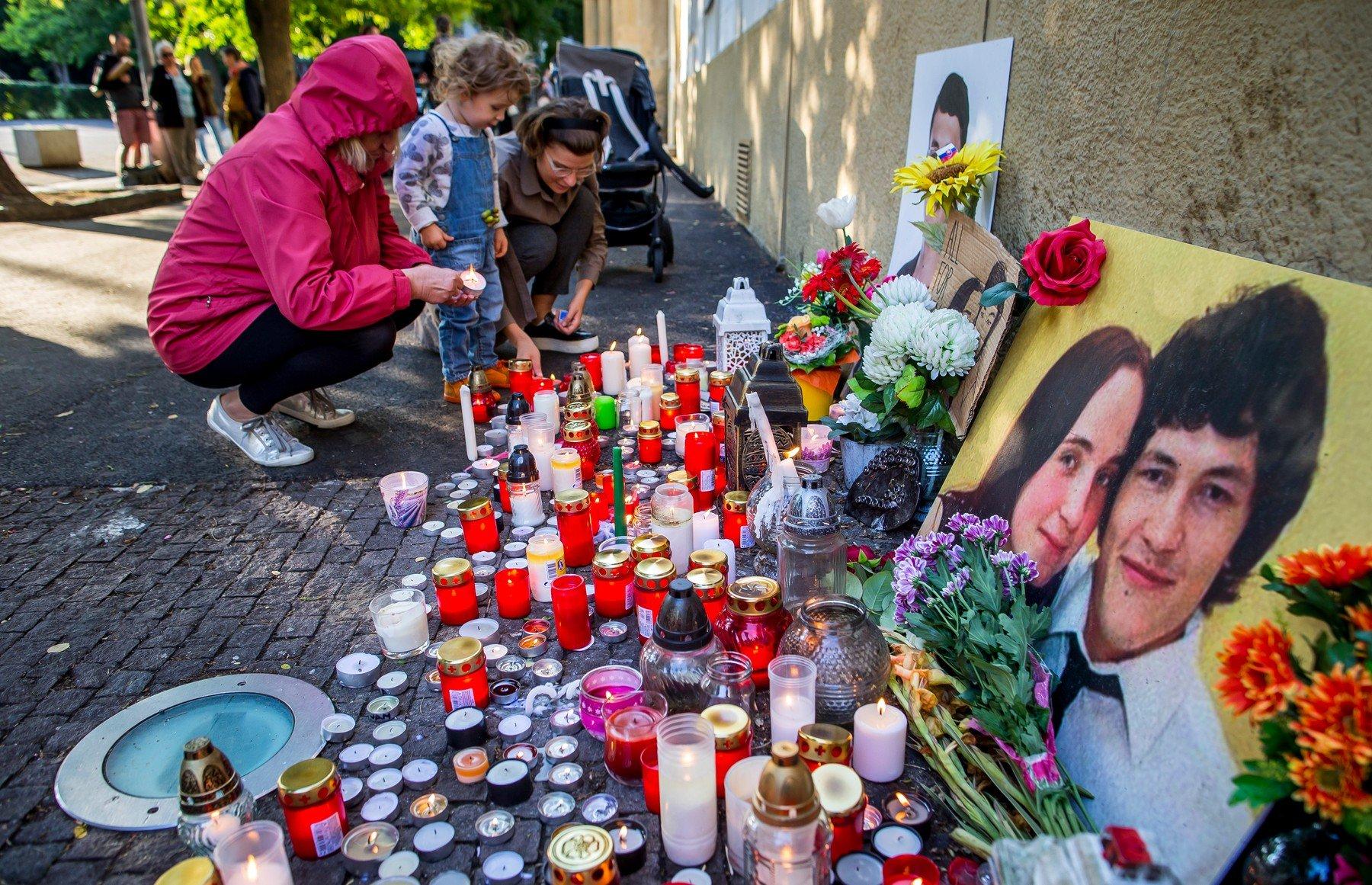 Zbraň, kterou byla v únoru spáchána nájemná vražda novináře Jána Kuciaka a jeho snoubenky, obstaral patrně Maďar